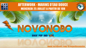 After Work du 25 juillet 2018