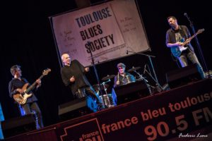 *Concert BLUES Groupe : JUKE JOINTS BAND (quartet – photo JJB)